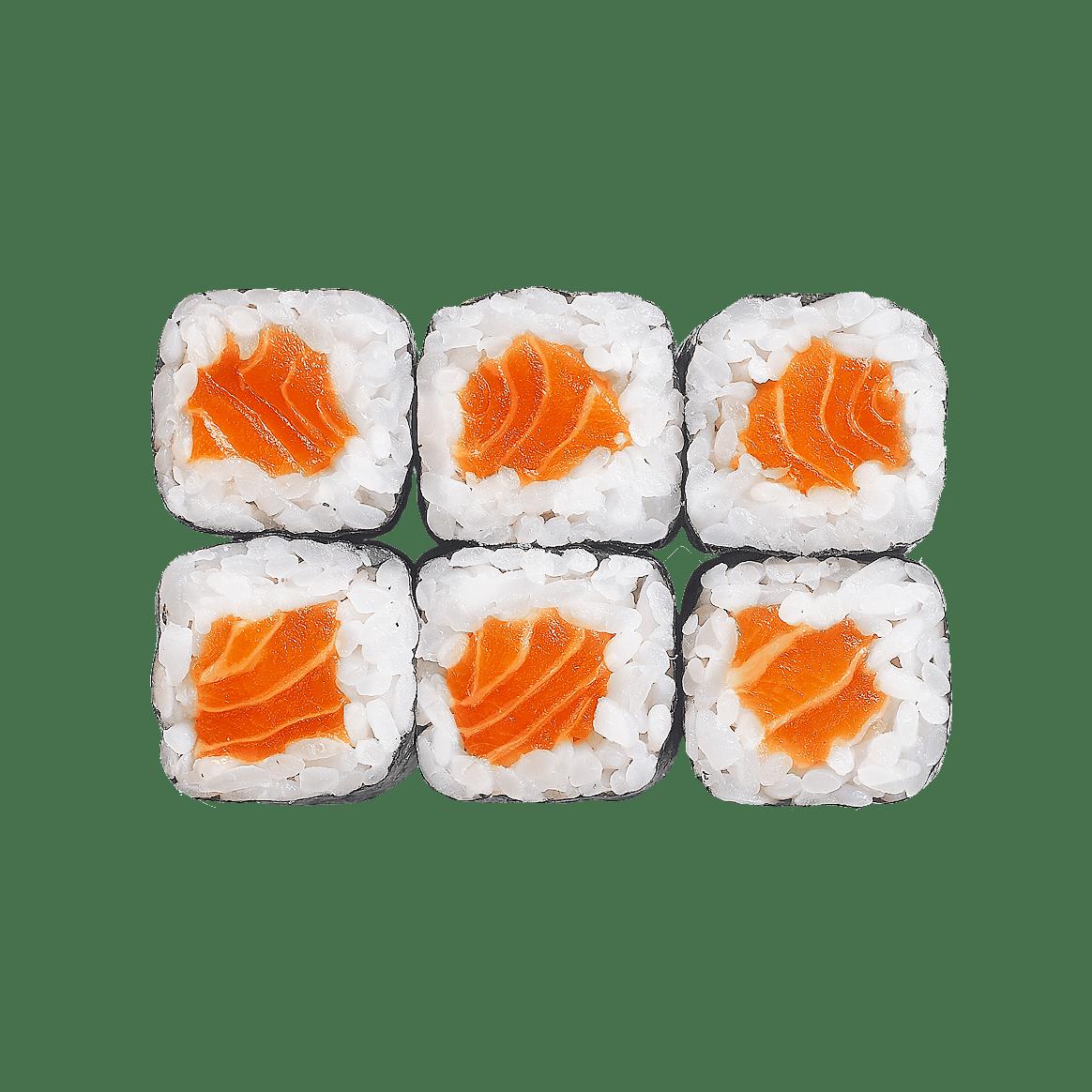 маки сет суши