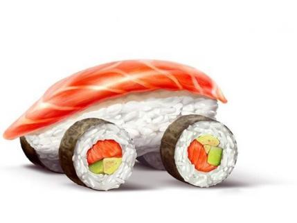 Где заказать суши в Николаеве - Karakatizza