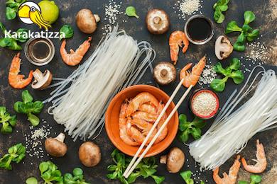 Азиатская кухня Николаев Karakatizza