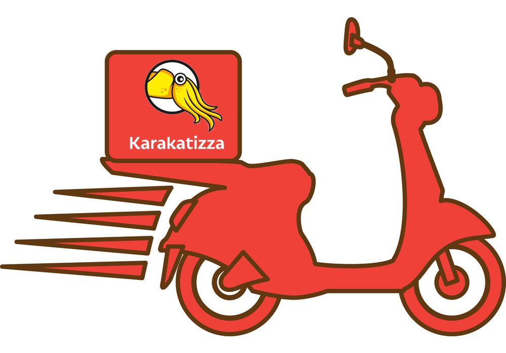 Быстрая доставка еды - Karakatizza Николаев