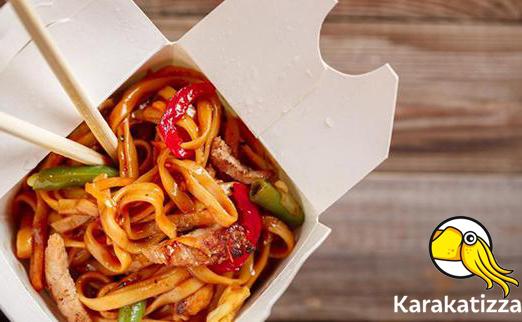Еда в коробочках - Karakatizza Николаев