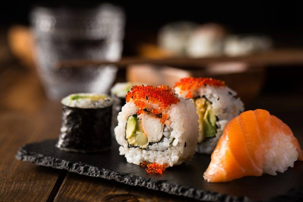Доставка японской еды в Николаеве - Karakatizza