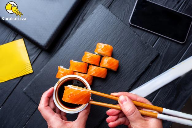 Бесплатная доставка суши в Николаеве - онлайн-ресторан «Каракатица»