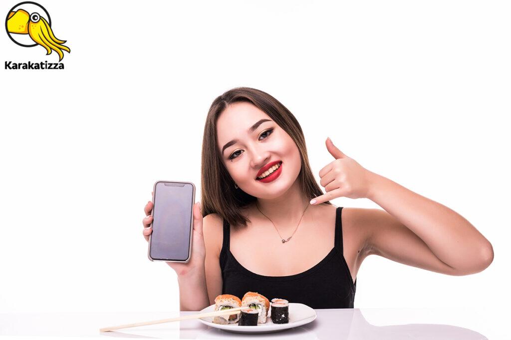 Быстрая доставка роллов в Николаеве - онлайн-ресторан «Karakatizza»