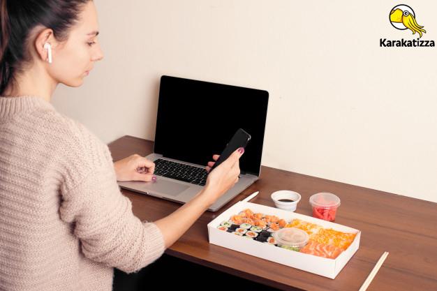 Доставка суши в офис в Николаеве - онлайн-ресторан «Karakatizza»