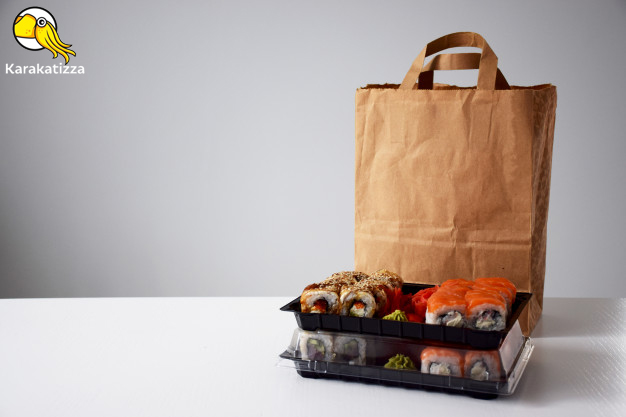 Доставка еды - японская кухня от онлайн-ресторана Karakatizza