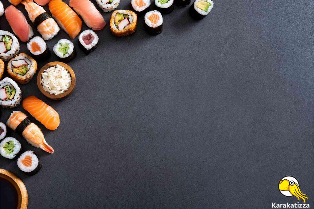 Вкусные суши на дом в Николаеве - онлайн-ресторан Karakatizza