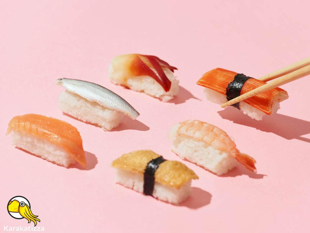 Быстрая доставка суши в Николаеве - онлайн-ресторан Karakatizza