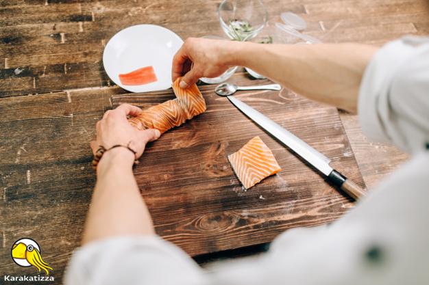 Как крутить роллы -онлайн-ресторан Karakatizza