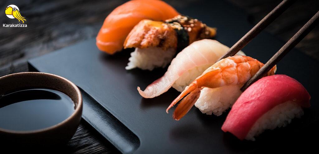 Что такое суши - онлайн-ресторан Karakatizza