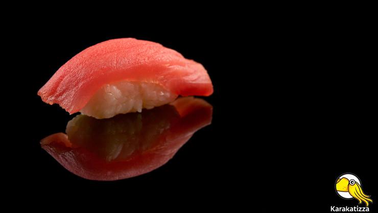 Лучшая рыба для суши. в онлайн-ресторане Karakatizza