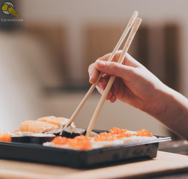 Доставка еды - японская кухня - Karakatizza