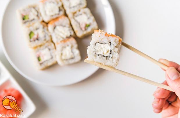 Как приготовить суши филадельфия - советы шеф-поваров Karakatizza